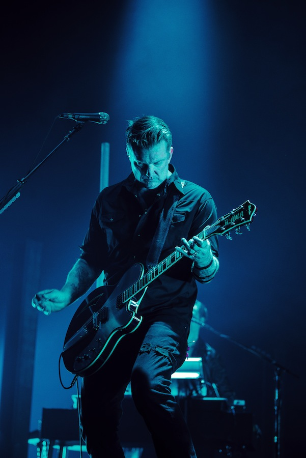 Queens Of The Stone Age (Credit: Phoebe Fox)