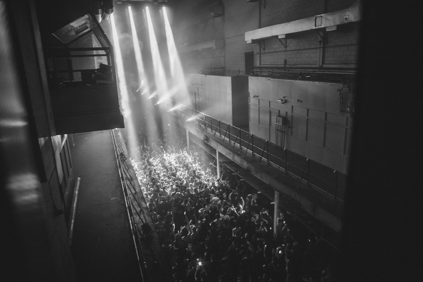 Printworks (Credit: Danny North)