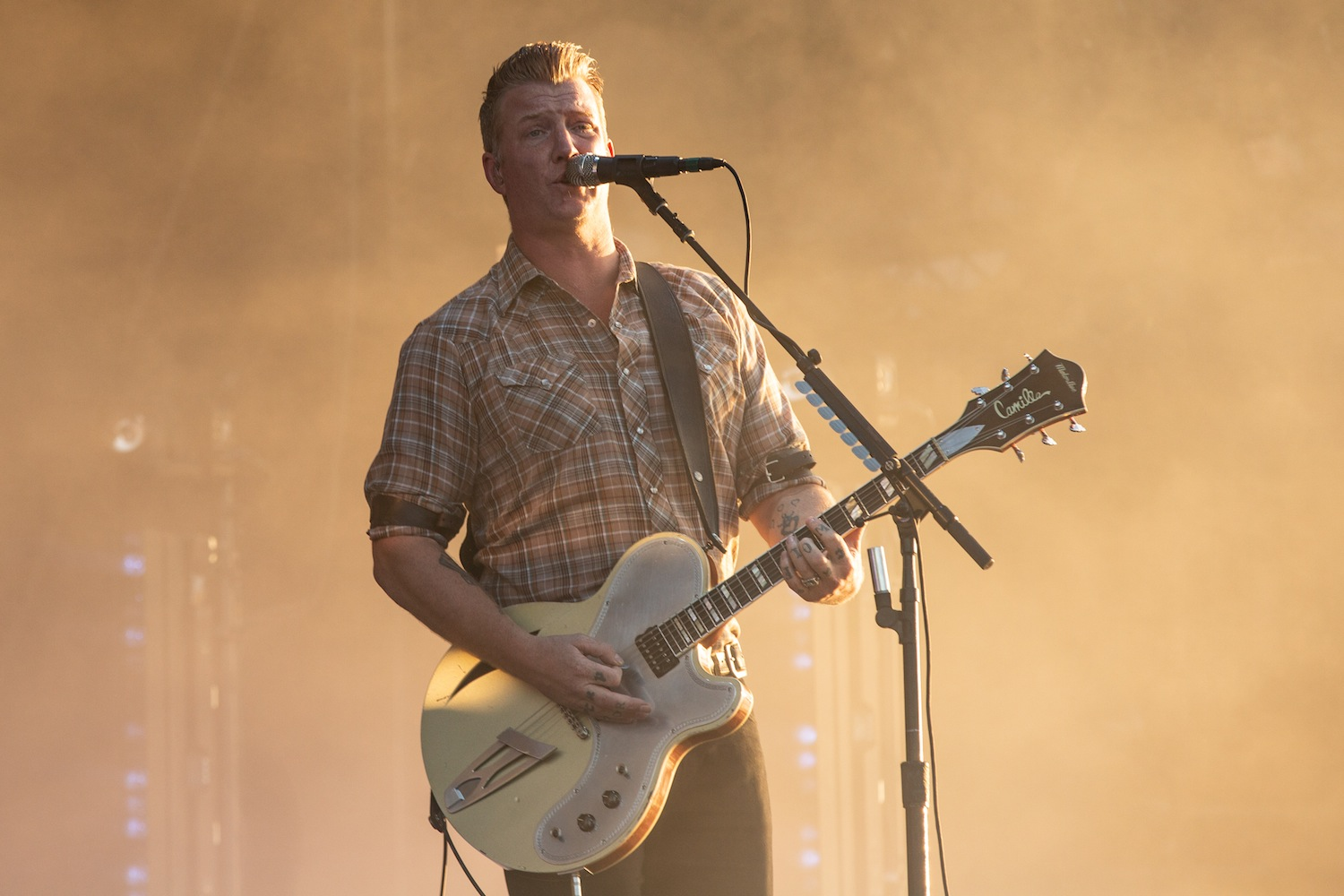 Queens Of The Stone Age - Finsbury Park, London