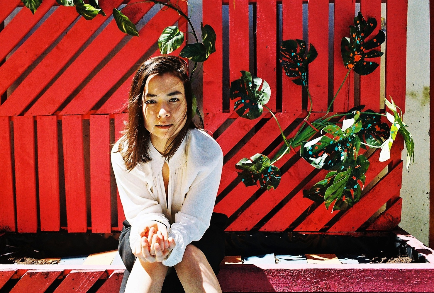 Mitski (Credit: Holly Whitaker)