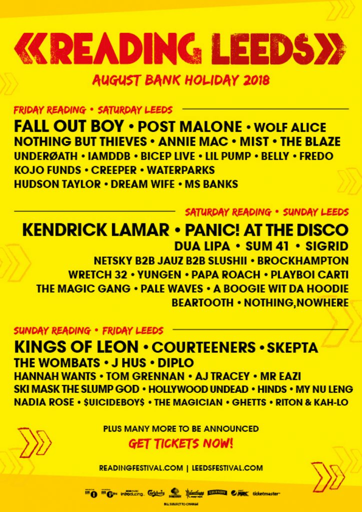 It's The Reading Festival Weather Report | News | Clash Magazine