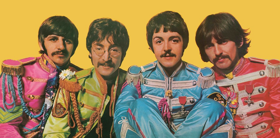 The Beatles Unveil 'Sgt. Pepper's...' Alternate Take