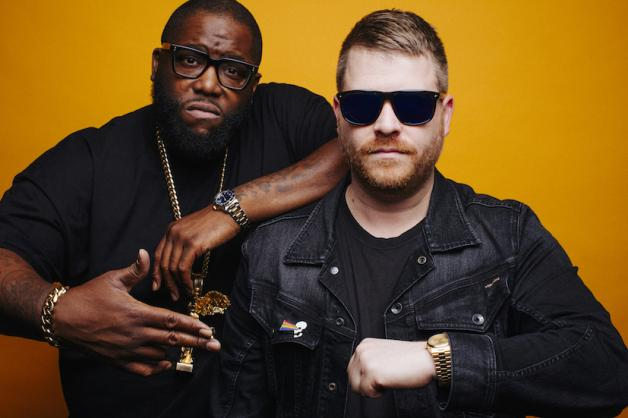 Run The Jewels (Credit: Dan Medhurst)
