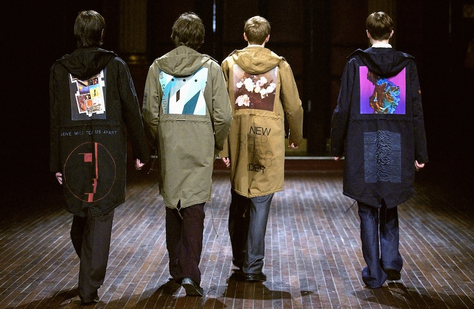 Raf Simons AW03, c/o Raf Simons - North: Identity, Photography, Fashion