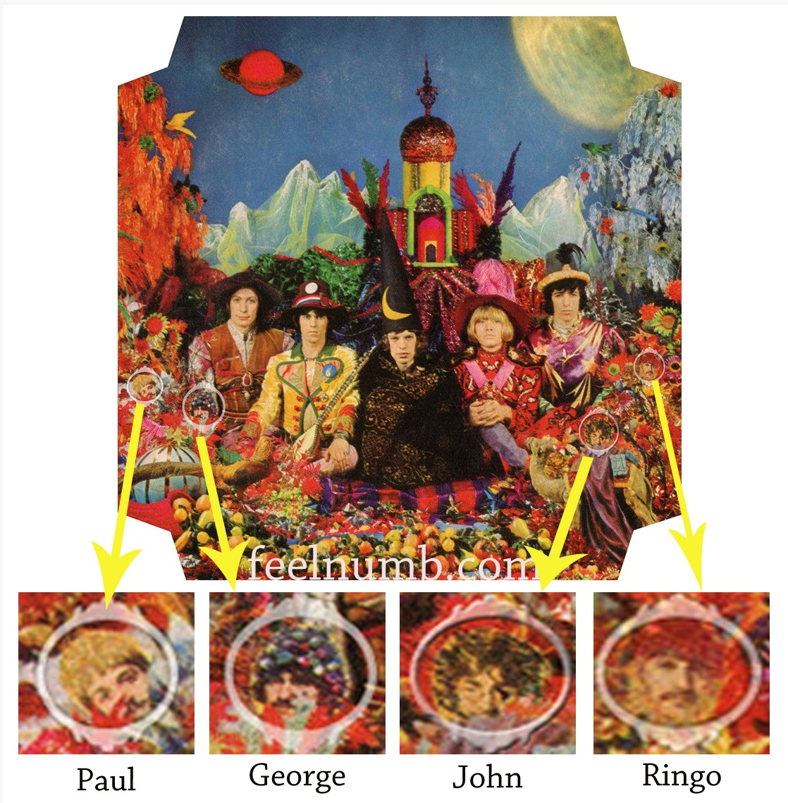 'Their Satanic Majesties Request'
