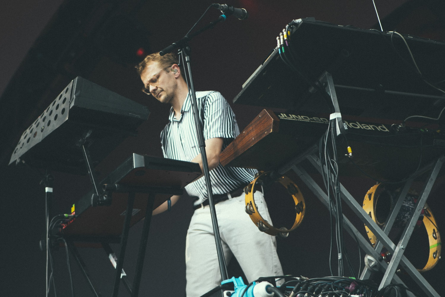 Django Django (Credit: Rory James)