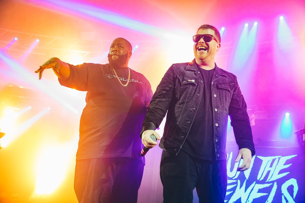 Run The Jewels (Credit: Danny North)