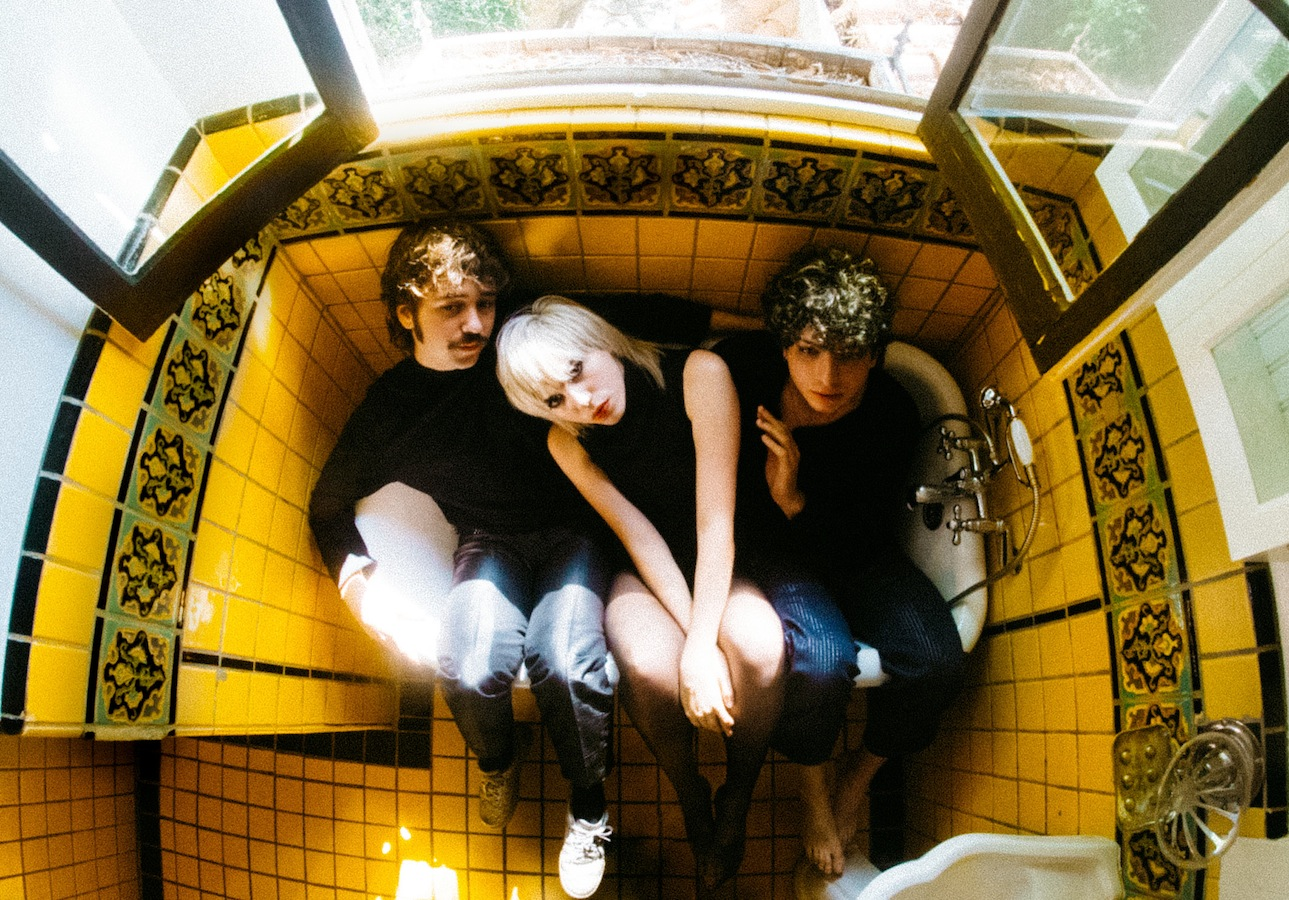 Sunflower Bean (Credit: Andy DeLuca)