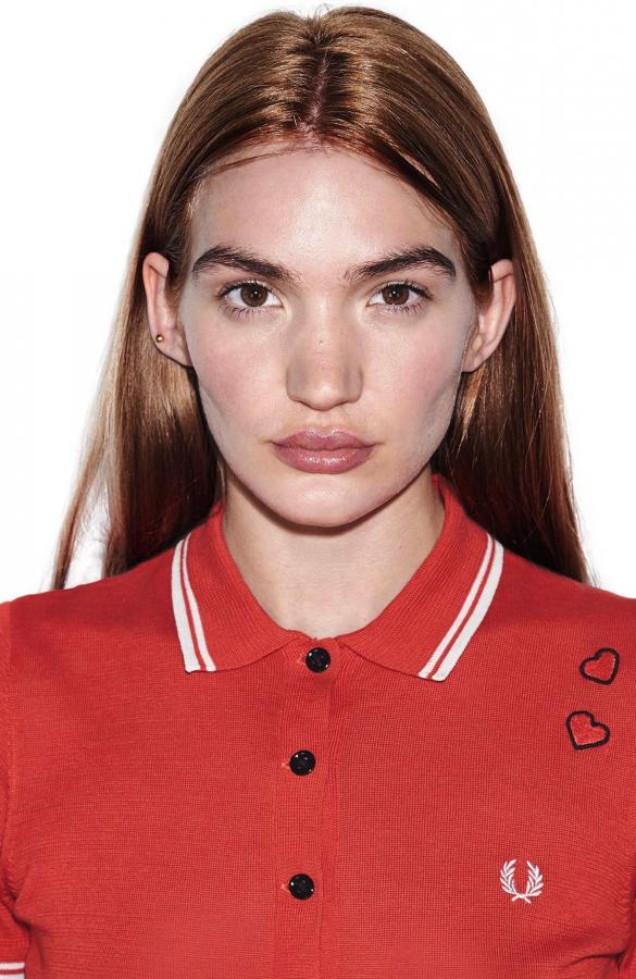 Fred Perry x Amy Winehouse: SS16