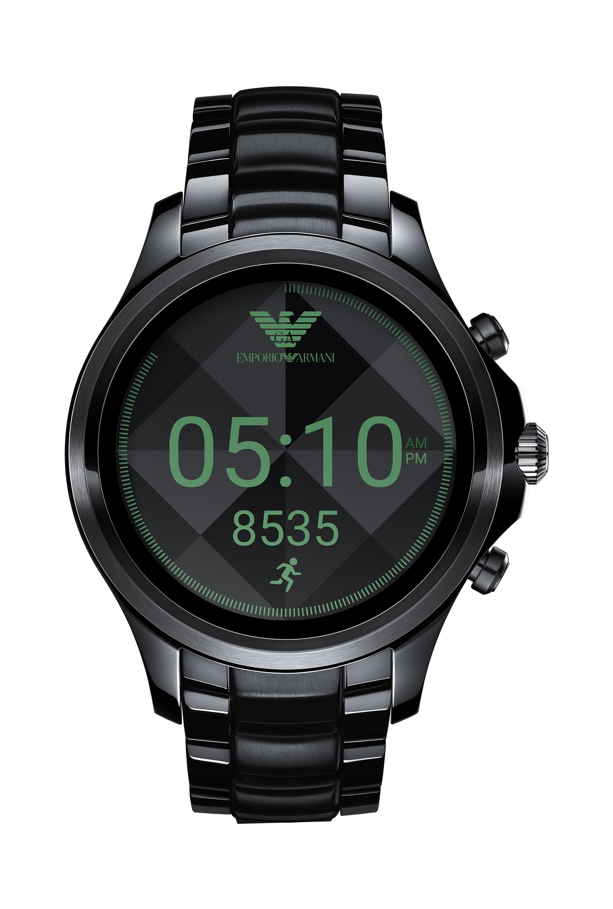 Emporio Armani's first touchscreen smartwatch
