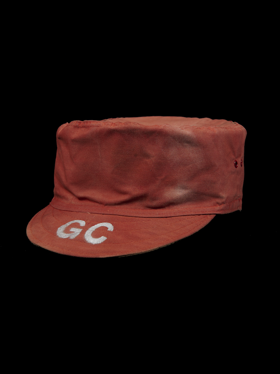 David Bowie's hat from the original Space Oddity video, 1969