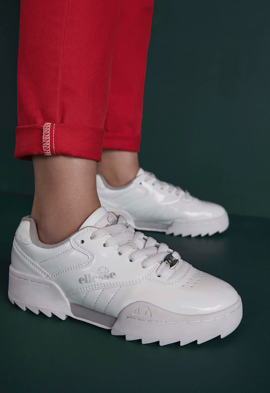 Ellesse Q3 Heritage Collection