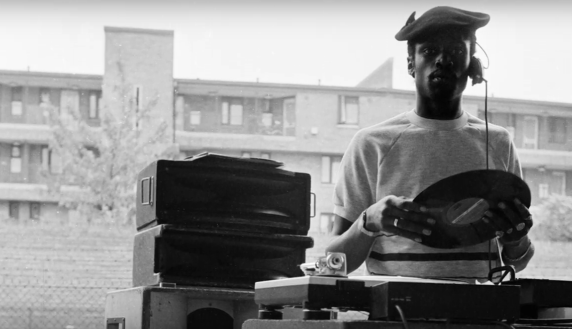 Rampage Sound System x Farah: Nice Up The Dance