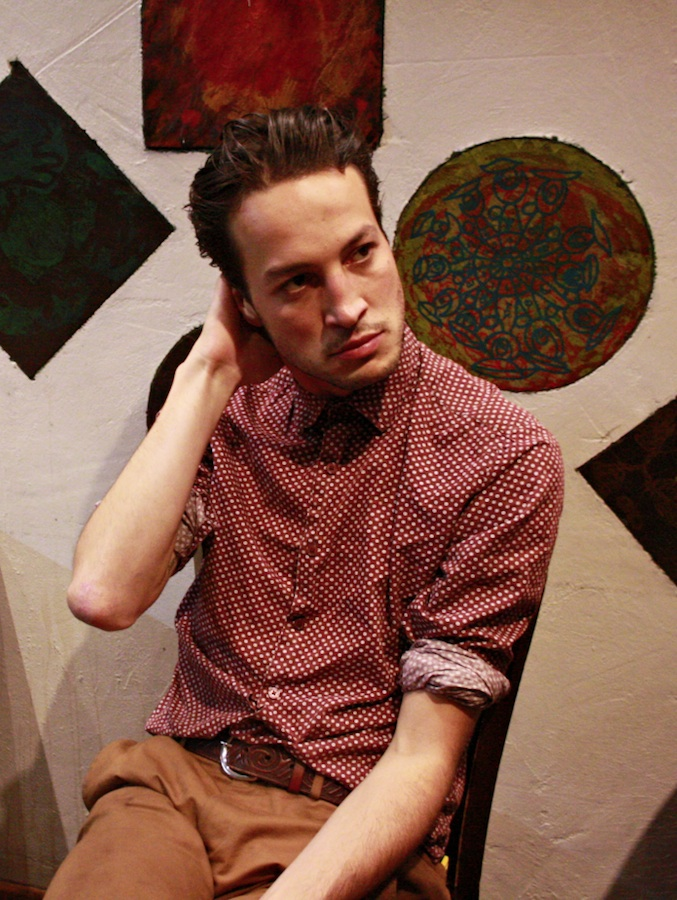 Marlon Williams (Credit: Holly Whitaker)
