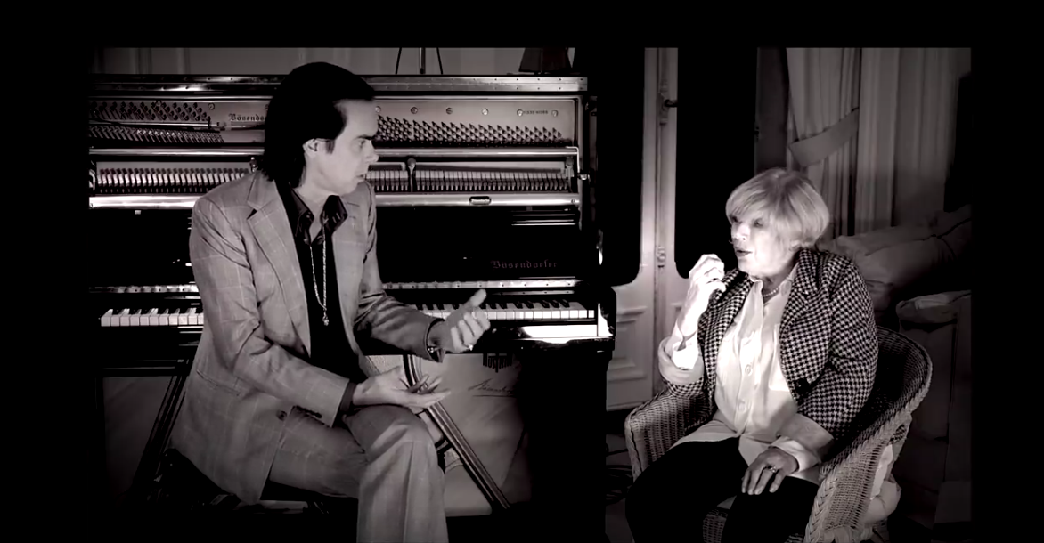 Nick Cave x Marianne Faithfull