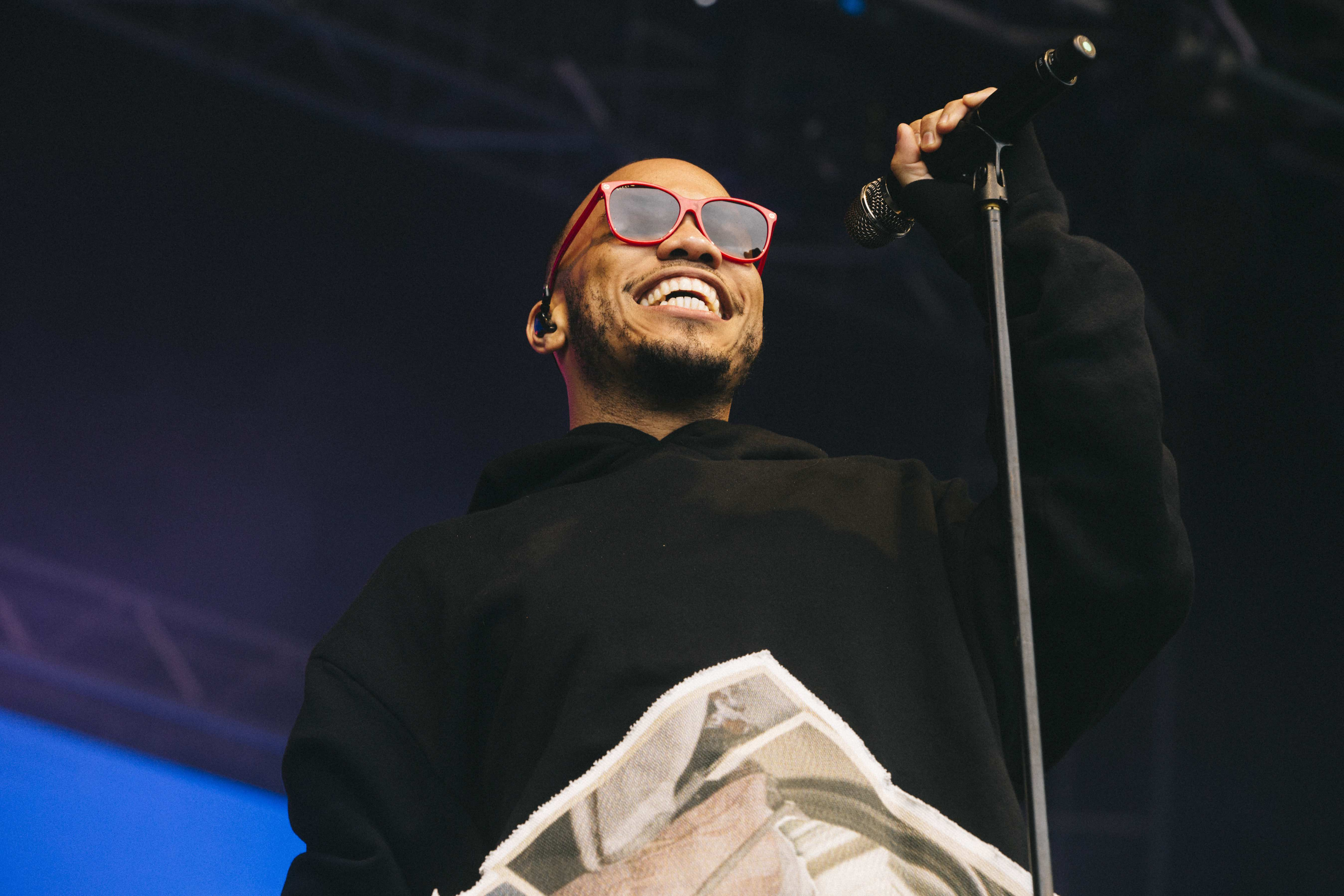 Anderson .Paak, by Damien Gilbert
