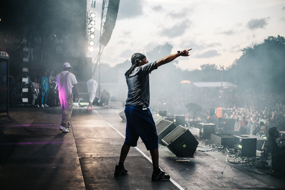 Live Gallery: Wireless 2016 - Sunday | Features | Clash Magazine