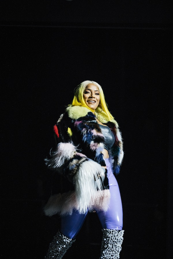 Stefflon Don (Credit: Ashley Verse)