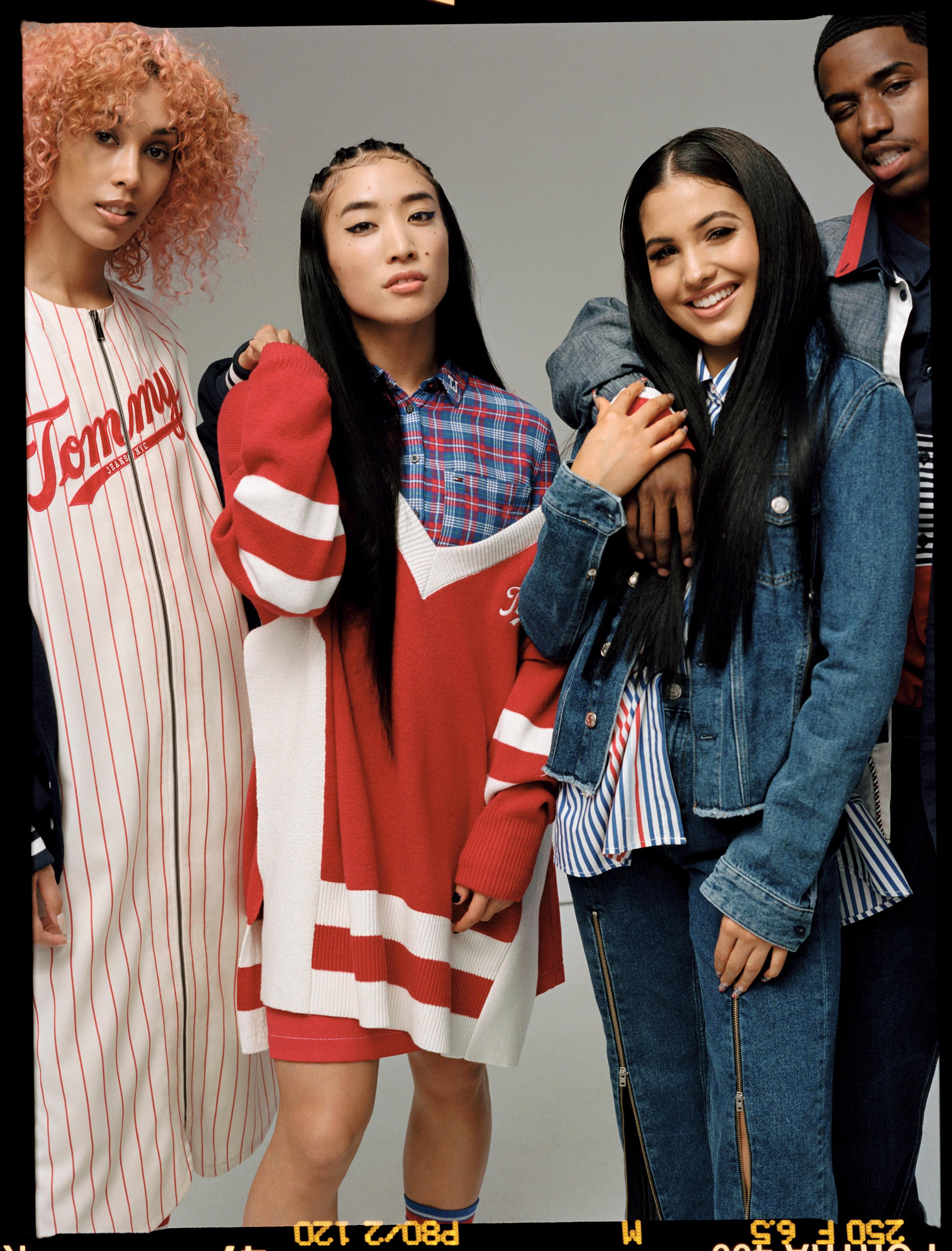 b78fd7ff New Kids On The Block: Tommy Jeans AW18 | Fashion | Clash Magazine