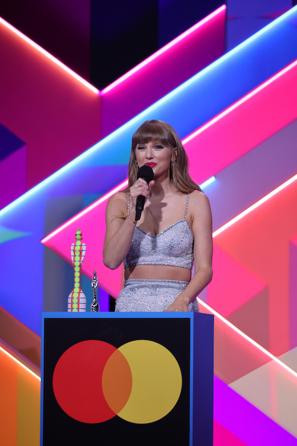 That Might Have Been The Most Surreal BRIT Awards Ceremony In Memory