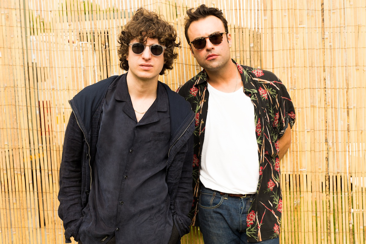 The Kooks (Credit: Ben McQuaide)