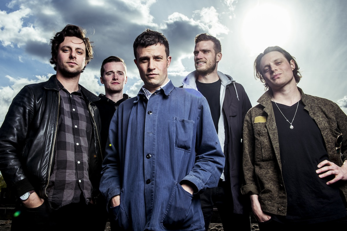 The Maccabees (Credit: Jordan Hughes)