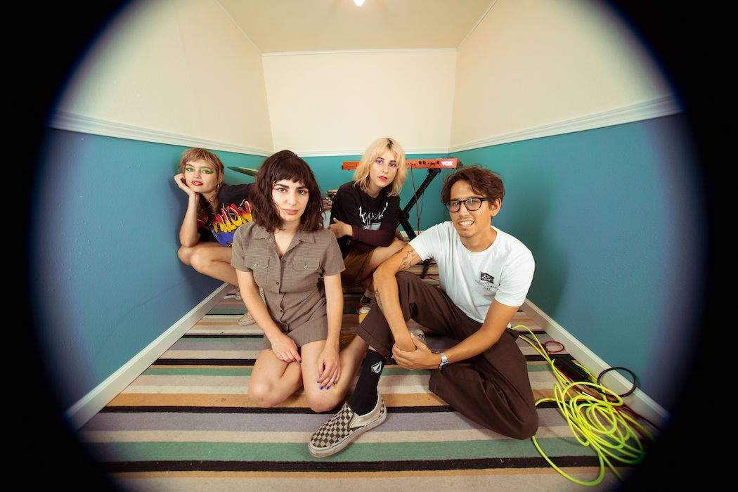 Track Of The Day 8/3 - The Paranoyds
