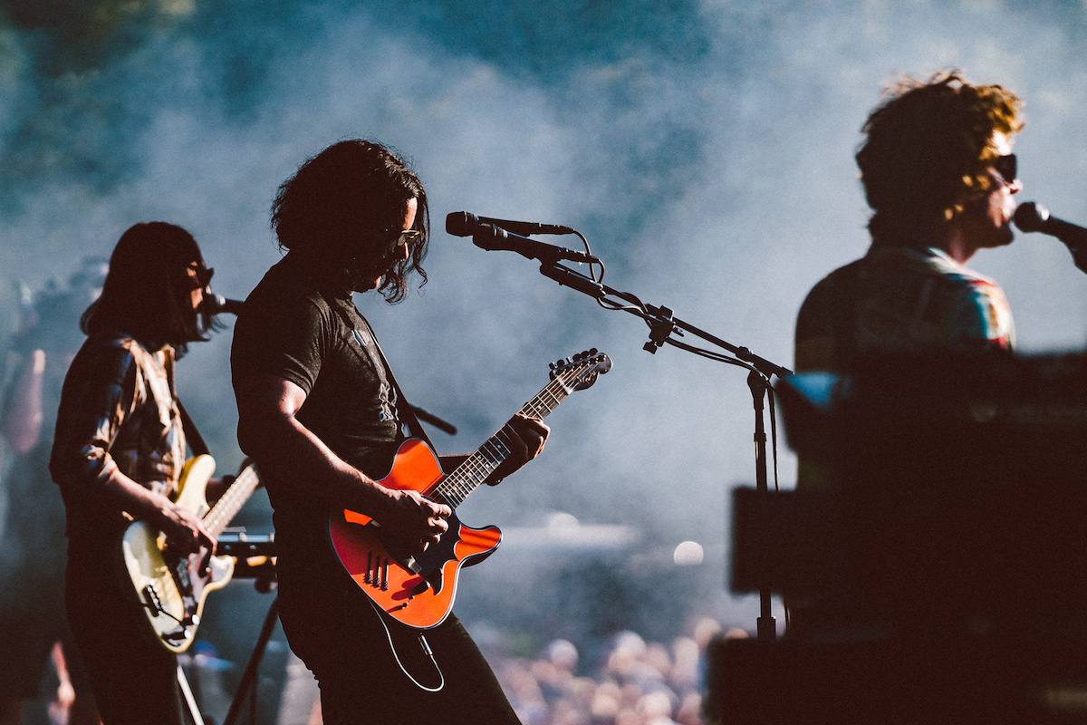 The Raconteurs (Photo: Chad Wadsworth)