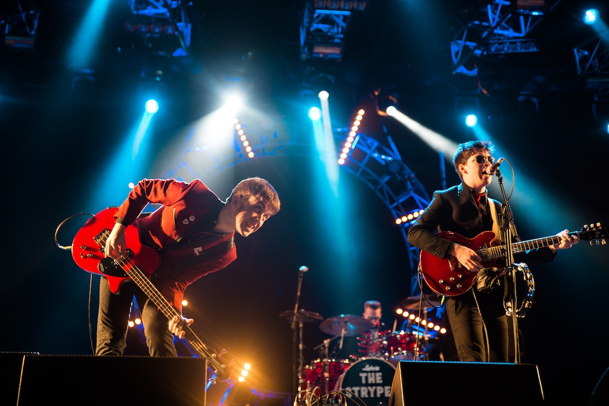 The Strypes (Credit: Ben McQuaide)