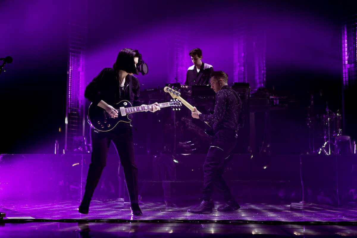 The xx (Credit: Ben McQuaide)