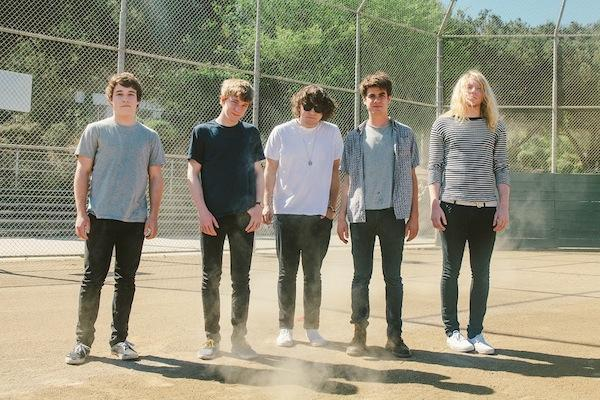 The Orwells (Credit: Jory Lee Cordy)