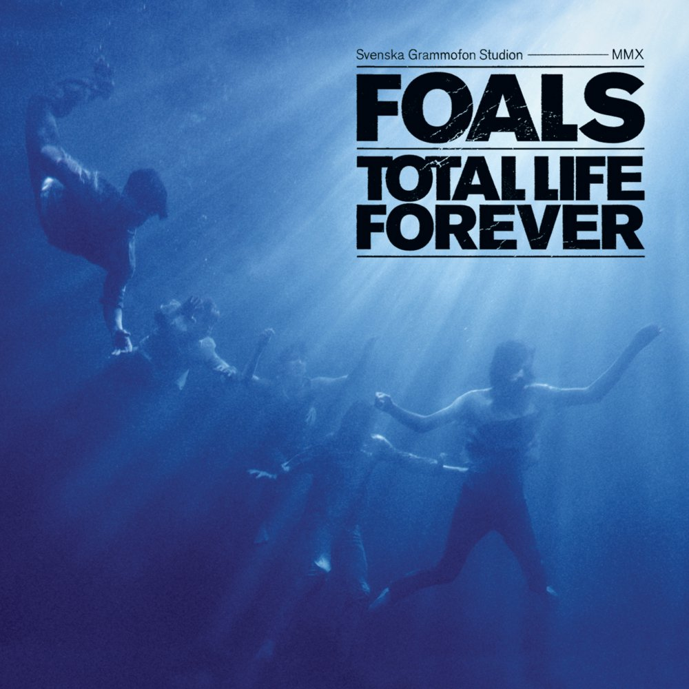 'Total Life Forever'