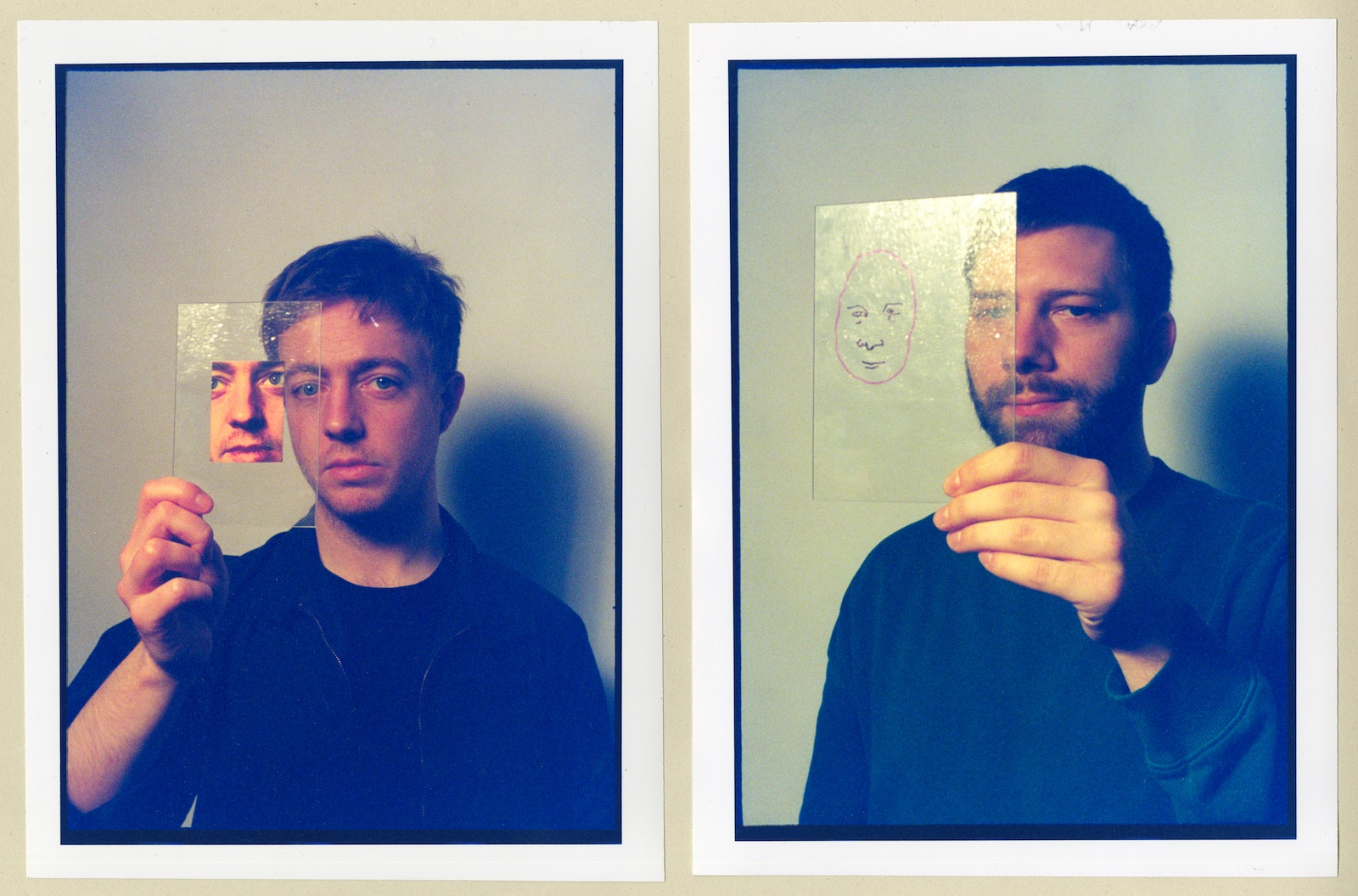Mount Kimbie - photgrapher Frank Lebon