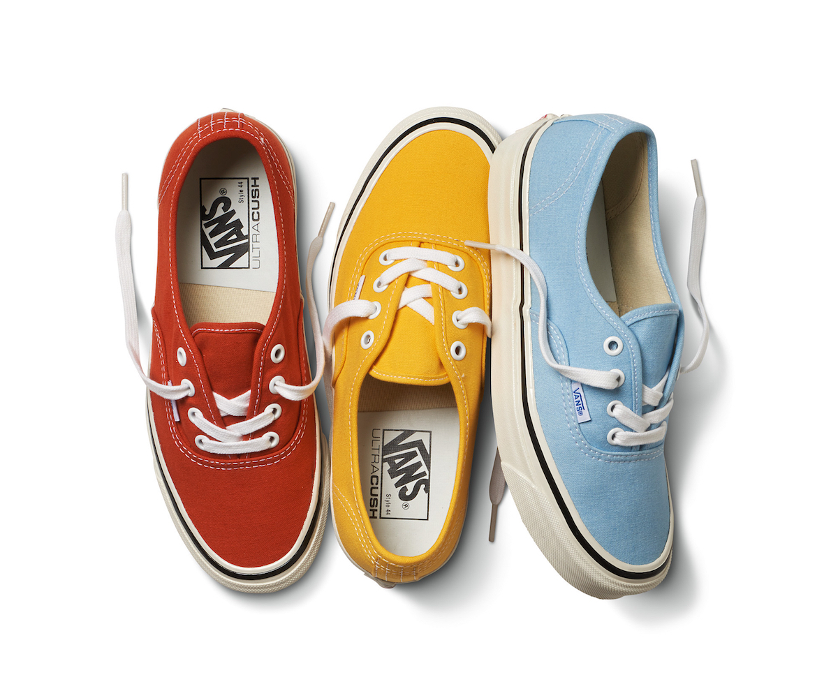 The new Vans Anaheim Factory Pack