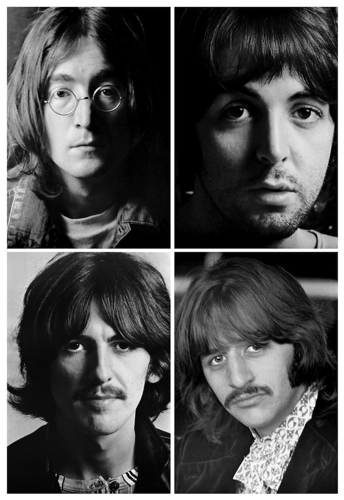 The Beatles (Credit: John Kelly)