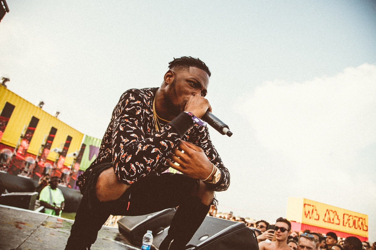 Yxng Bane - We Are FSTVL (Credit: Filmawi)