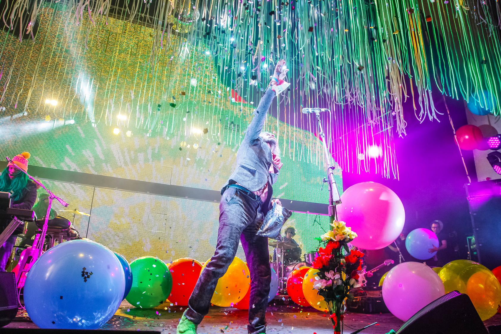 The Flaming Lips (Credit: Anna Smith)