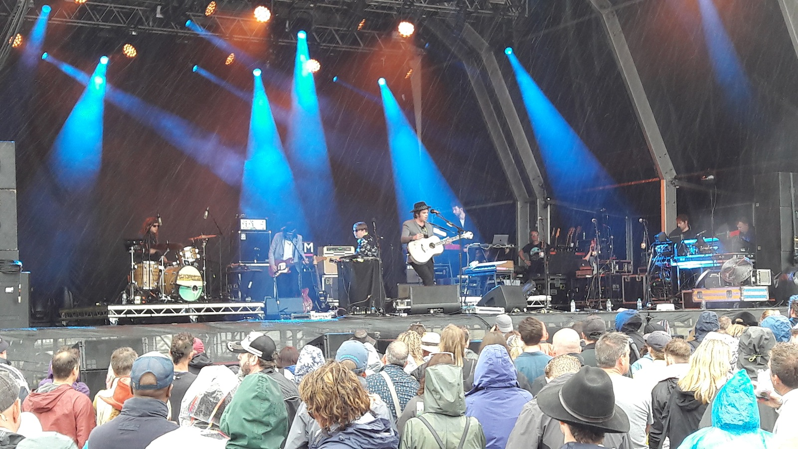 Gaz Coombes, Standon Calling