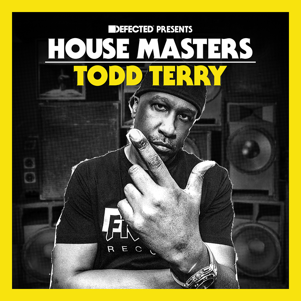 Todd terry house masters reviews clash magazine