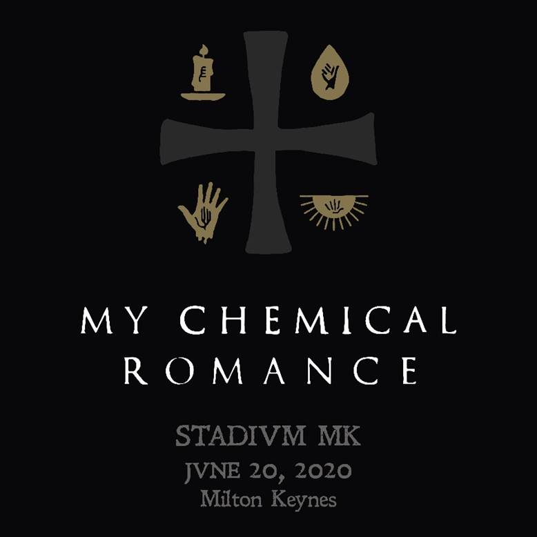 My Chemical Romance Announce Milton Keynes Bowl Show