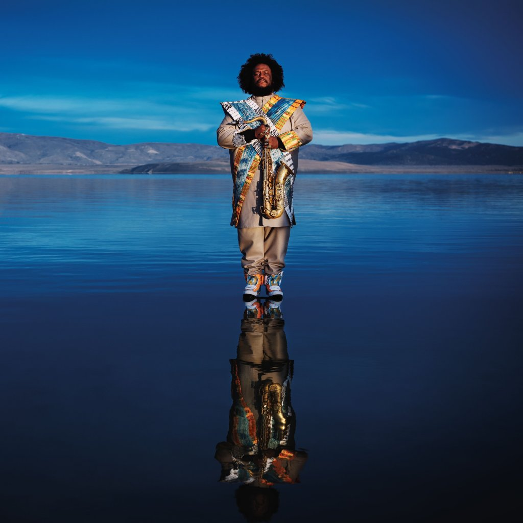 Promisedfieldcover Jpg: Kamasi Washington - Heaven And Earth
