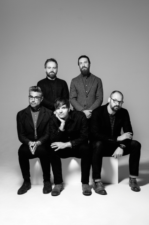 Death Cab For Cutie (Credit: Eliot Lee Hazel)
