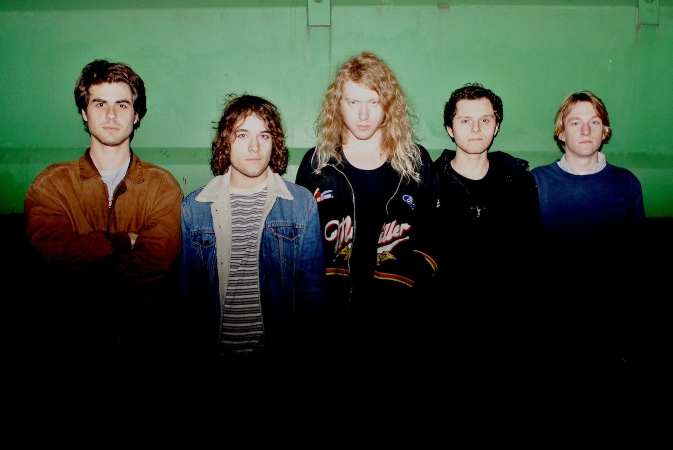 The Orwells - Photography: Jim Eyre