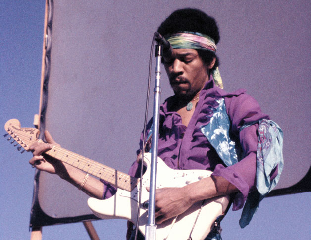12 Things You Never Knew About Jimi Hendrix Features