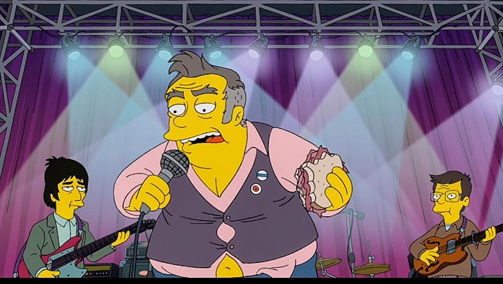 "Morrissey Offers ""Last"" Comment On Simpsons Row"
