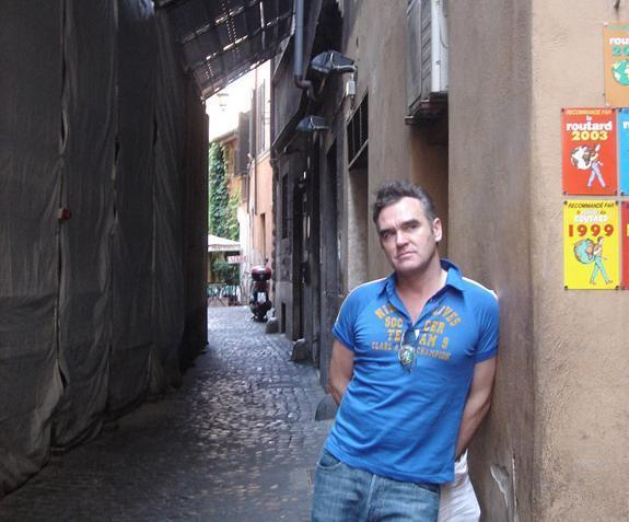 Morrissey Recovering From Concussion