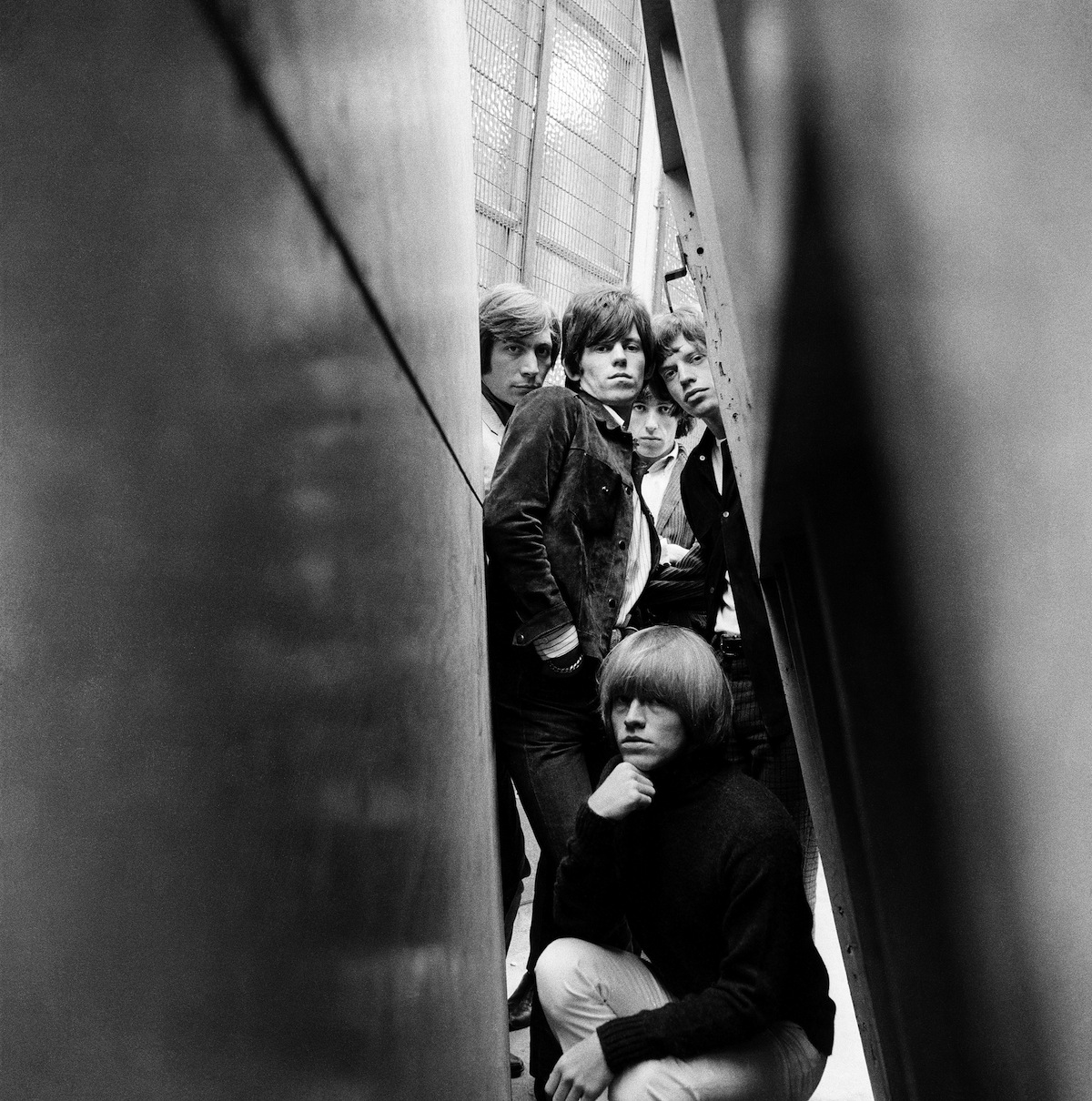 'Out Of Our Heads' shot (Credit: Gered Mankowitz)