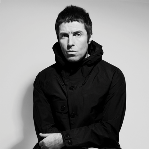 Liam Gallagher (Credit: Rankin)