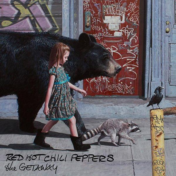 Image result for RHCP the getaway