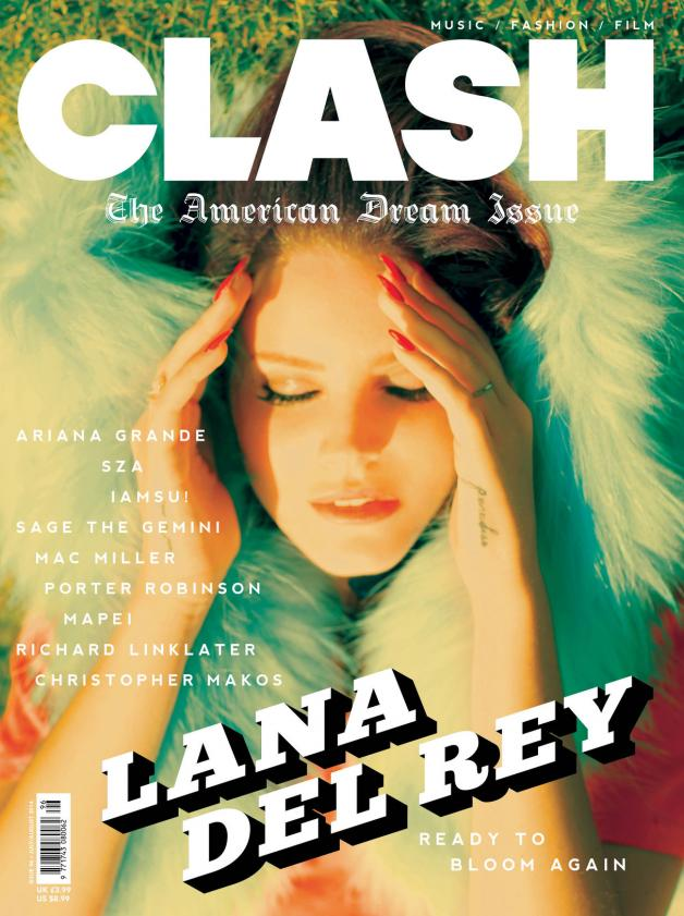 Out Now Lana Del Rey And The American Dream Features